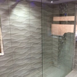 New Wet Room in Upton